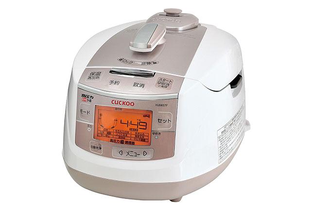 発芽玄米炊飯器『CUCKOO New圧力名人』
