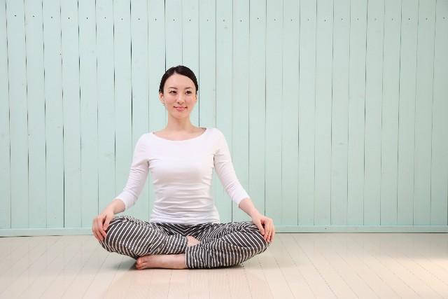 運動不足による筋力の低下を防ぐ