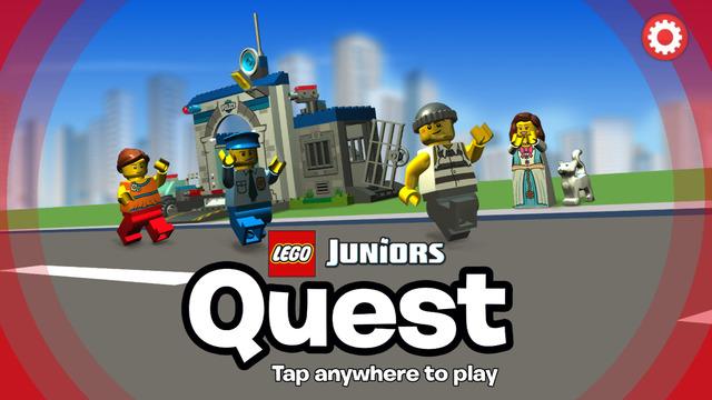LEGOR Juniors Quest