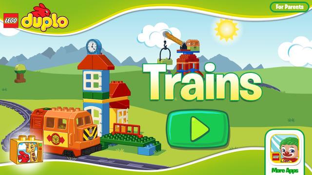LEGOR DUPLOR Train