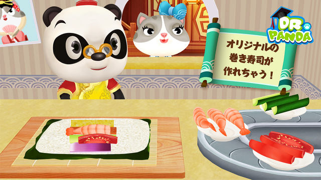 Dr. Pandaアジアレストラン
