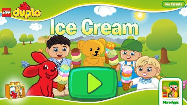 LEGOR DUPLOR Ice Cream