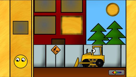 キッズトラック:パズル