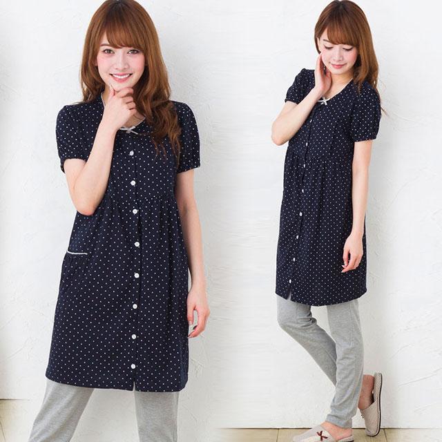 スウィートなデザインが女の子らしくて可愛い 安いマタニティパジャマ