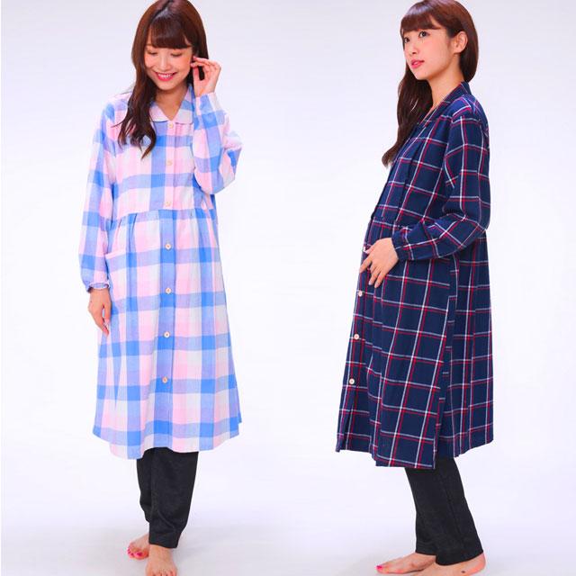 写真映えする可愛いデザインを5色から選べる 安いマタニティパジャマ