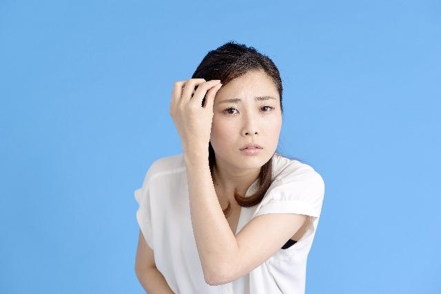 産後に起きる頭皮のかゆみ!原因とケア対策