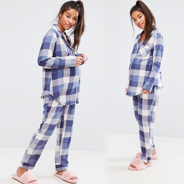 ASOSマタニティパジャマおすすめのメンズ風デザイン